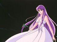 Athena y Seiya 6