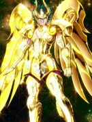 Shura de Capricornio God Cloth HD