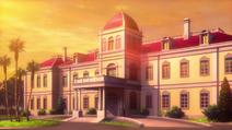 Mansión Kido - Saintia Sho (anime)