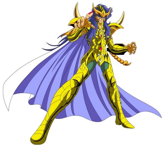 Scorpio Milo | Seiyapedia | FANDOM powered by Wikia