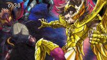 Rómulo vs Seiya