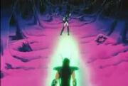 Pelea contra Shiryu