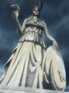 Estatua de athenaomega