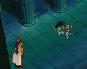 Seiya Shiryu Saga