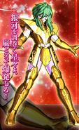 Shun portant l'Armure de la Vierge (BS)