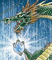 Gema dios dragon