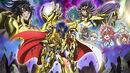 Arte promocional del anime Saintia Sho