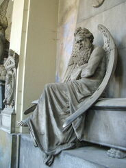 Crono cementerio monumental de Staglieno