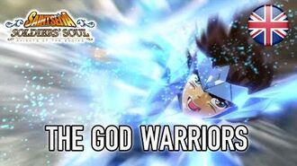 Saint Seiya Soldiers' Soul - PS3 PS4 Steam - The God Warriors (Japan Expo Trailer) (English)