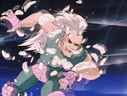 Hyōga derrota a Ichi