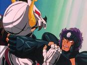 Seiya VS Geki