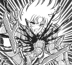 Saga Muerte Manga