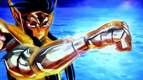 Saint Seiya Senki PS3 Acuarius Camus - Diamond Dust 1080P