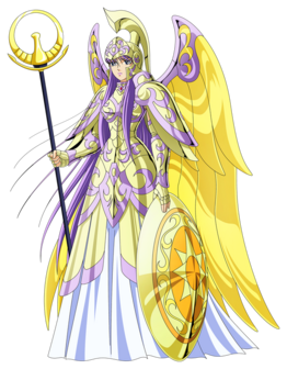 Athena God Cloth