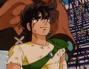 Debut Seiya anime