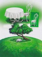 Mesa de Te (Booklet)