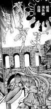Hades Silver Saints vs Hakurei