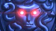 KotZ Netflix Perseus Knight's Medusa shield