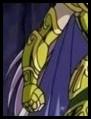 Brazo Aries Anime