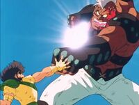 Cassios vs Seiya