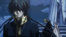 Saint Seiya The Lost Canvas Episode 11 Alone , Pandora and Athena