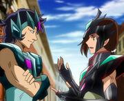 Nachi y Haruto