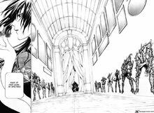 Saint Seiya The Lost Canvas Chapter 24 Alone resurrected Specters