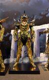Armadura de Oro de Aries Real