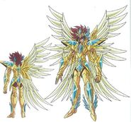 Pegasus omega cloth ver.2