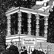 Casa de Gemini LC Manga
