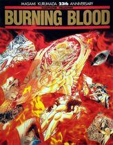 Masami Kurumada 23th Anniversary Illustrated Collection - Burning Blood