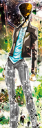 Shiryû en civil (G.A.)