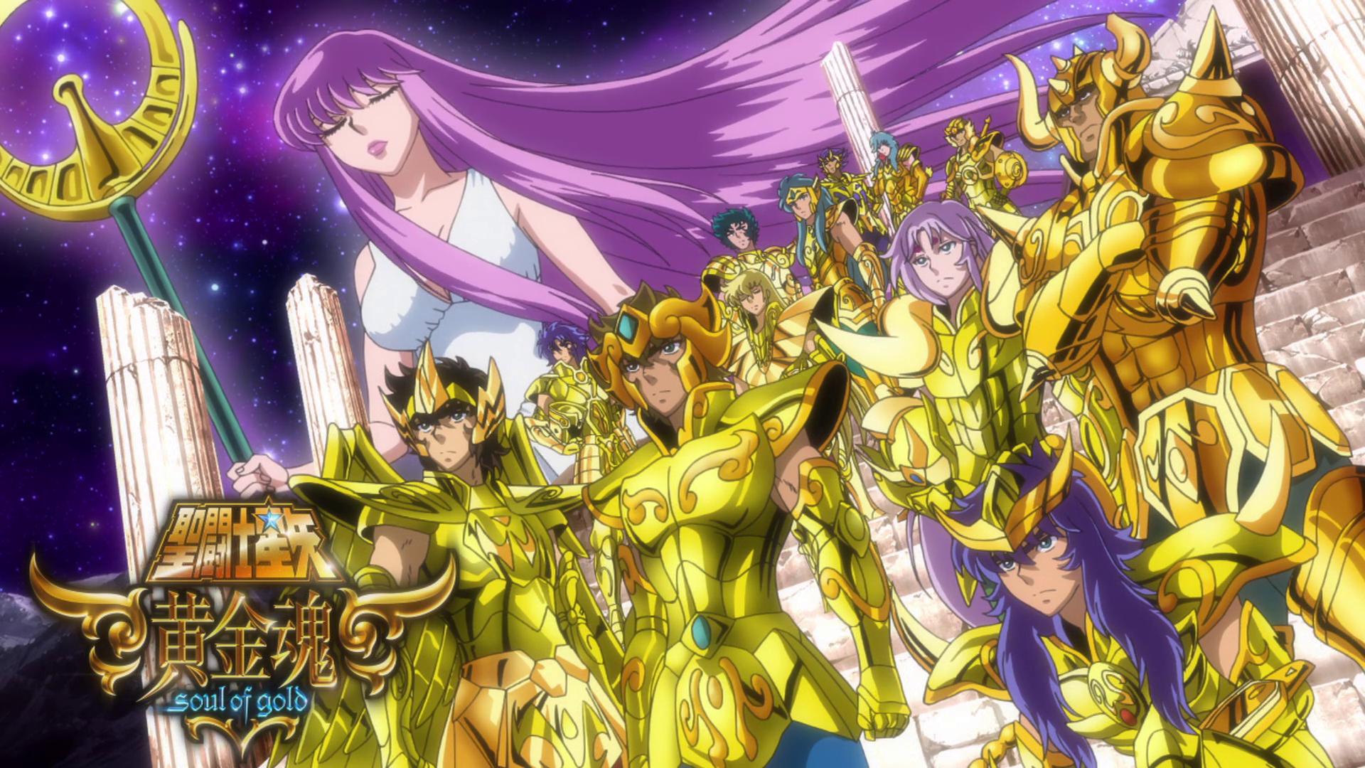 Gold Saints Seiyapedia Fandom