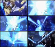 Pegasus ryu sei ken Tenma v2