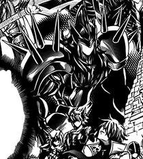 Ares y santos Negros