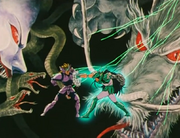 Algol vs. Shiryu
