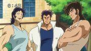 Nachi, Geki y Ban