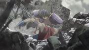 Yato rescata a Tenma