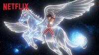 『聖闘士星矢 Knights of the Zodiac』吹替版ティザーPV - Netflix HD