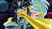 Saint Seiya Omega Paradox y Ryhuo