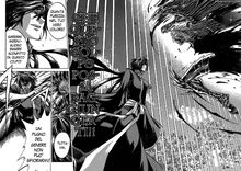 Saint Seiya The Lost Canvas Chapter 203 Alone and Rhadamanthys