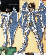 Tenma God Cloth