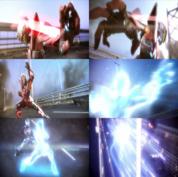 Pegasus Ryusei Ken CGI