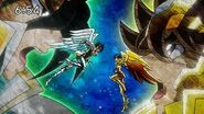 Titán vs Seiya