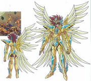 Pegasus Super Omega Cloth Settei