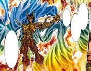 Armure du Capricorne (Shura - G.A.) 01