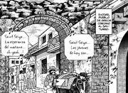 Pegasus Fantasy Manga