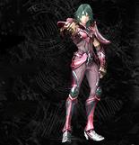 Legend of Sanctuary - Shun