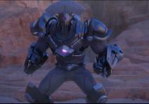 Graad's Black Knight Armor