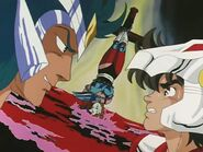 Asterion vs Seiya